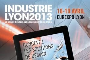 Salon Industrie Lyon – du 16 au 19 avril 2013